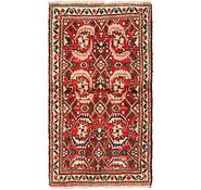 Link to 1' 10 x 3' 4 Hamedan Persian Rug