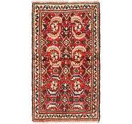 Link to 55cm x 102cm Hamedan Persian Rug
