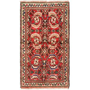 Link to 1' 10 x 3' 4 Hamedan Persian Rug item page