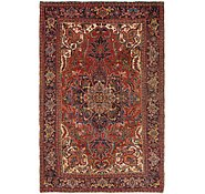 Link to 6' 1 x 9' 3 Heriz Persian Rug