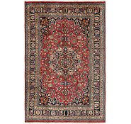 Link to 6' 6 x 10' 2 Mashad Persian Rug