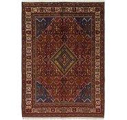 Link to 7' 7 x 11' Joshaghan Persian Rug