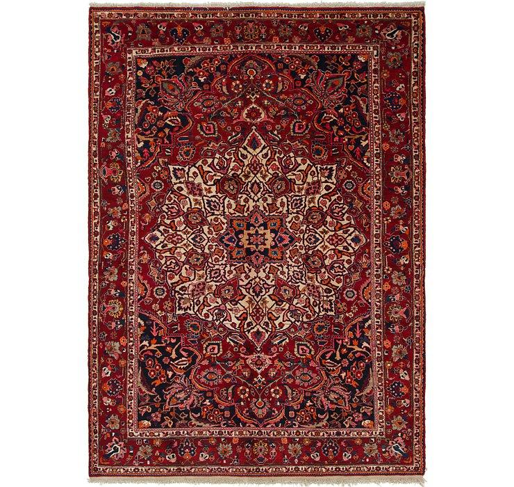 8' 5 x 12' Bakhtiari Persian Rug