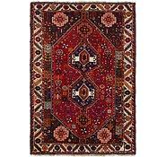 Link to 5' 3 x 7' 8 Ghashghaei Persian Rug