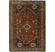 Link to 5' 9 x 8' 3 Shiraz Persian Rug