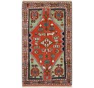 Link to 4' 5 x 8' Ghashghaei Persian Rug