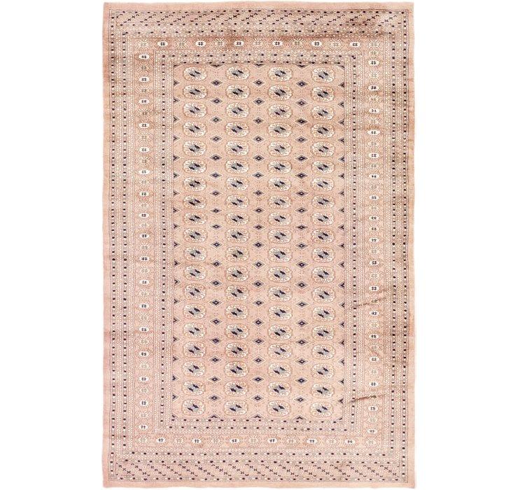 5' 4 x 8' 3 Bokhara Oriental Rug
