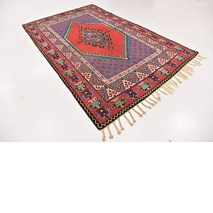 Link to 157cm x 250cm Moroccan Persian Rug item page