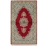 Link to 4' 10 x 8' 2 Kerman Persian Rug