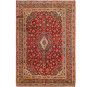 Link to 9' 7 x 14' Mashad Persian Rug