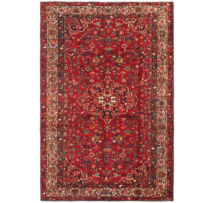 6' 8 x 10' 3 Bakhtiar Persian Rug