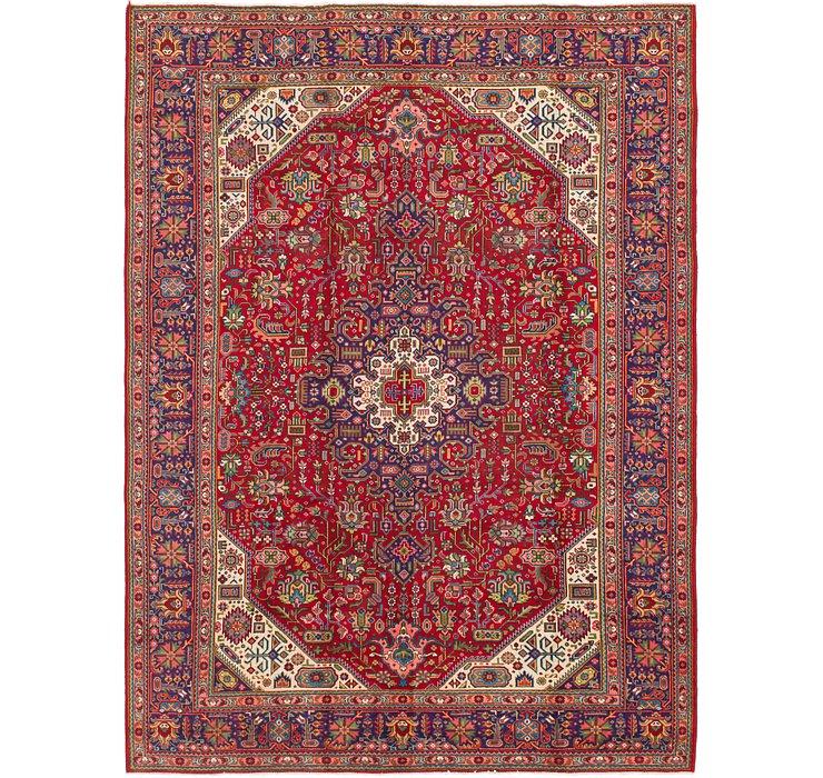 8' 2 x 11' 2 Tabriz Persian Rug