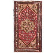 Link to 2' 2 x 3' 10 Hossainabad Persian Rug
