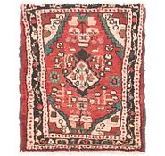 Link to 1' 8 x 2' Hossainabad Persian Rug