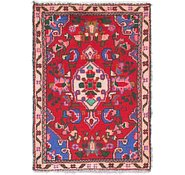 Link to 1' 8 x 2' 5 Hamedan Persian Rug