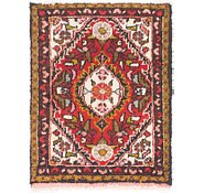 Link to 1' 9 x 2' 2 Hamedan Persian Rug