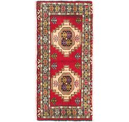 Link to 1' 7 x 3' 4 Ghoochan Persian Rug