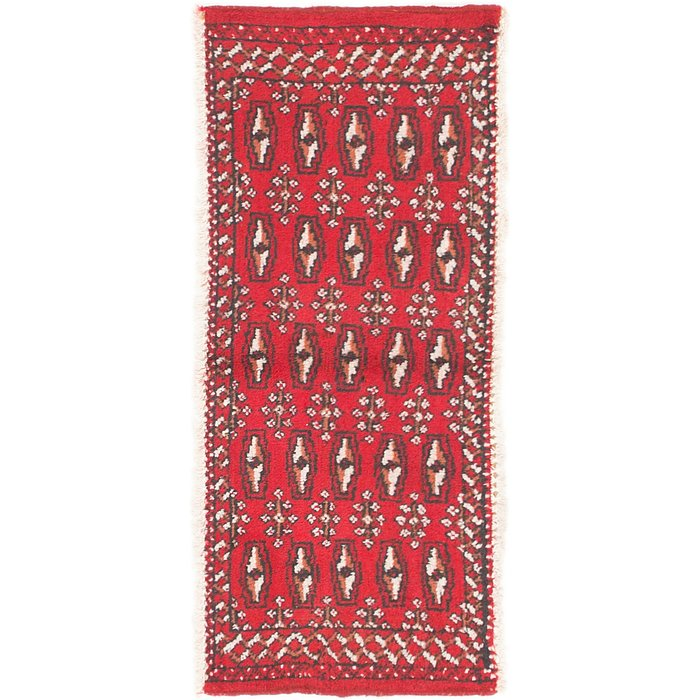 1' 5 x 3' 5 Torkaman Persian Rug