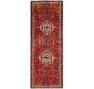 Link to 105cm x 287cm Hamedan Persian Runner Rug