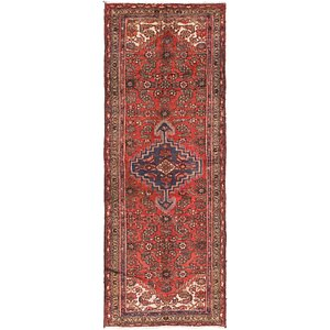 Link to 102cm x 280cm Hossainabad Persian Ru... item page