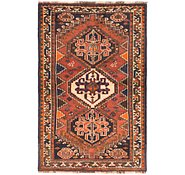 Link to 3' 7 x 5' 7 Shiraz Persian Rug