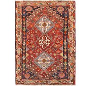 Link to 3' 8 x 5' 2 Shiraz Persian Rug