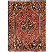 Link to 3' 10 x 5' Shiraz Persian Rug