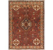 Link to 3' 9 x 5' Shiraz Persian Rug