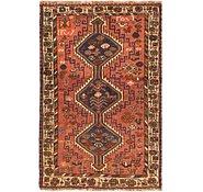 Link to 3' 5 x 5' 3 Shiraz Persian Rug