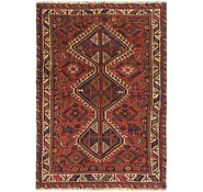Link to 3' 8 x 5' 3 Shiraz Persian Rug