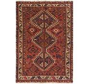 Link to 112cm x 160cm Shiraz Persian Rug