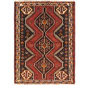 Link to 3' 8 x 5' Shiraz Persian Rug