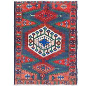 Link to 3' 4 x 4' 7 Viss Persian Rug