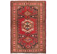 Link to 3' 5 x 5' 2 Viss Persian Rug
