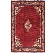 Link to 4' 5 x 6' 8 Farahan Persian Rug