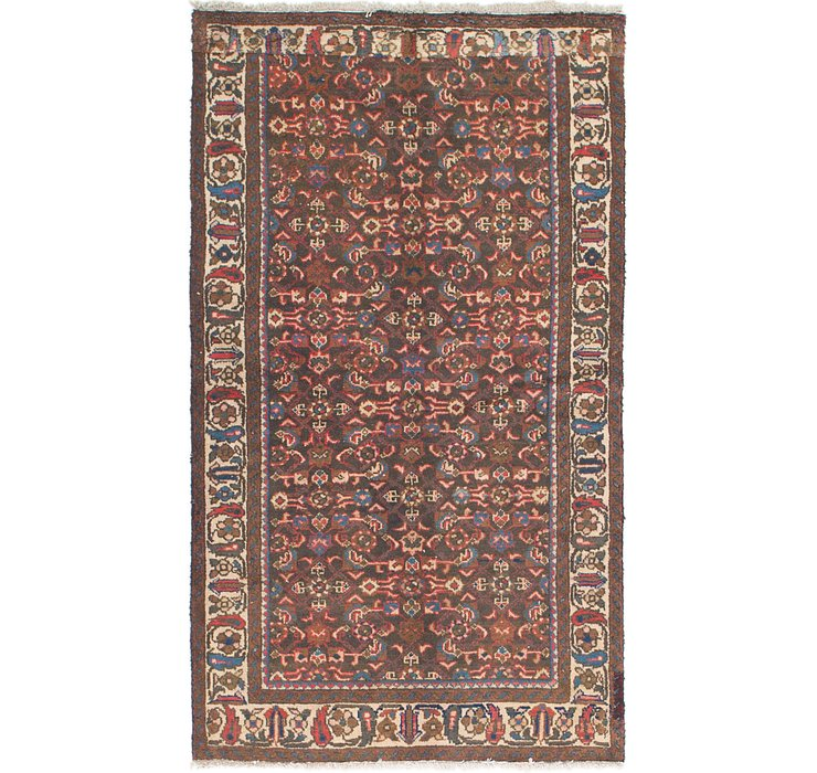 3' 6 x 6' Malayer Persian Rug