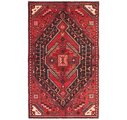 Link to 3' 6 x 6' Hamedan Persian Rug