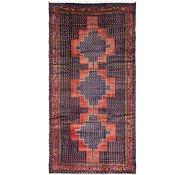 Link to 5' 3 x 10' Sanandaj Persian Runner Rug