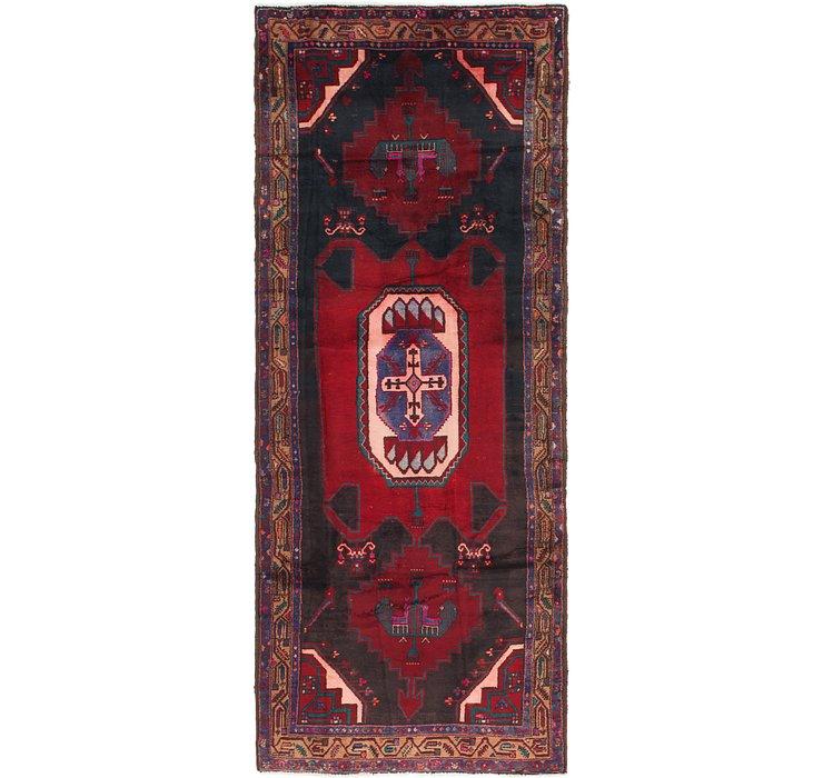 4' x 10' 9 Sirjan Persian Runner Rug