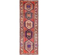 Link to 4' 2 x 12' Shiraz-Lori Persian Runner Rug