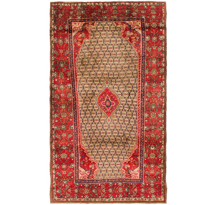 5' 2 x 9' 8 Songhor Persian Rug