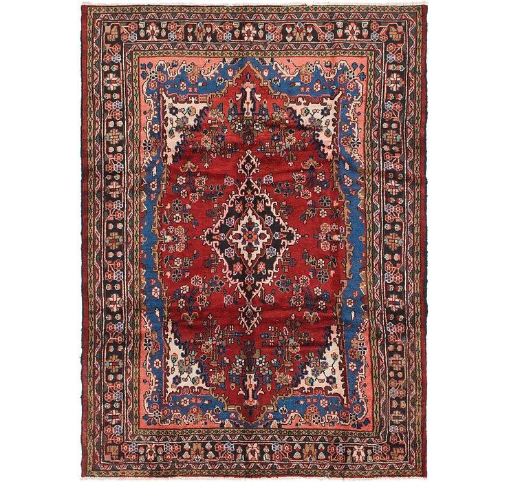 6' 10 x 9' 7 Shahrbaft Persian Rug