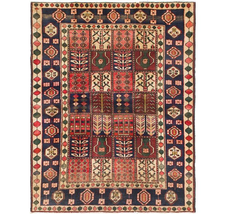 5' x 6' 7 Bakhtiar Persian Rug