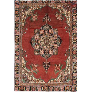 Link to 213cm x 323cm Shahrbaft Persian Rug item page
