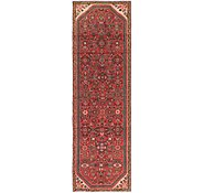 Link to 2' 10 x 9' 10 Hossainabad Persian Runner Rug