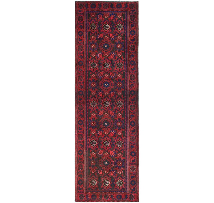 3' 3 x 10' 5 Malayer Persian Runner ...