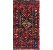 Link to 3' 9 x 7' 4 Zanjan Persian Runner Rug