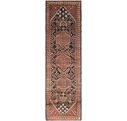 Link to 107cm x 365cm Hamedan Persian Runner Rug