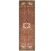 Link to 2' 10 x 9' 7 Hossainabad Persian Runner Rug