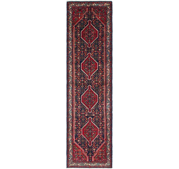 107cm x 417cm Tuiserkan Persian Runne...